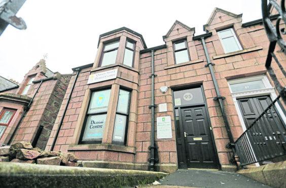 Queen Street Dental Centre.