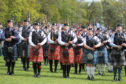 The North of Scotland Pipe Band Championships returns to Banchory next month.
