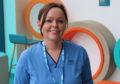 Aisling McGeady, NHS Grampian's community children's cardiac nurse