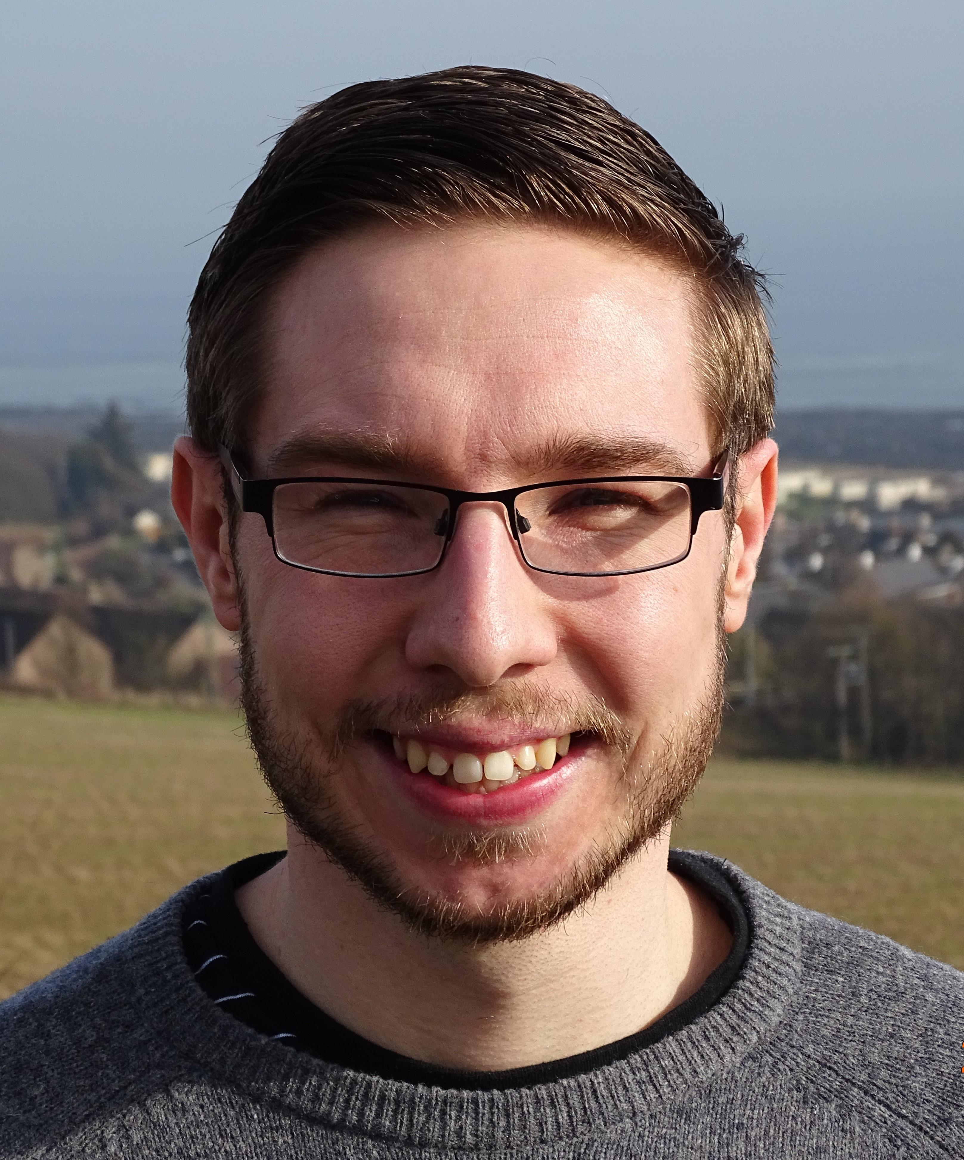 Rev Andrew Morrison