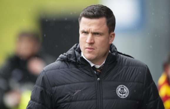 Gary Caldwell has been sacked by Partick