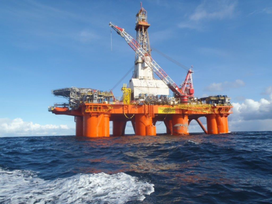 The Transocean Leader is heading to Spirit Energy and Hurricane's Greater Warwick Area for a drilling campaign.
