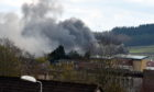 Businesses have been left counting the cost of a fire at a north-east industrial estate.