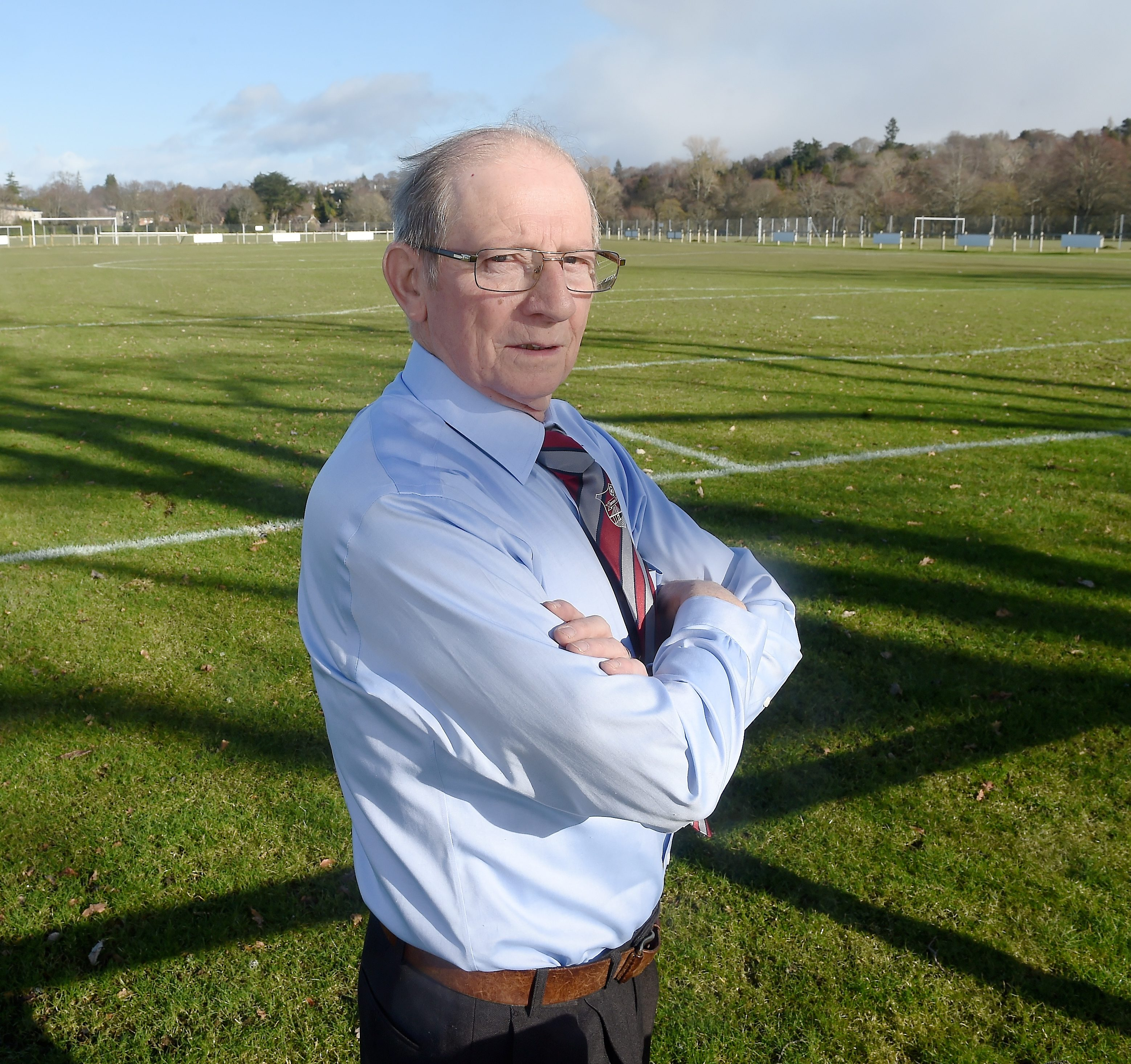 "Alastair Wardhaugh, chairman of Inverness City Football Club, has spoken of the ""soul destroying"" decision to disband the club. Picture by Sandy McCook"