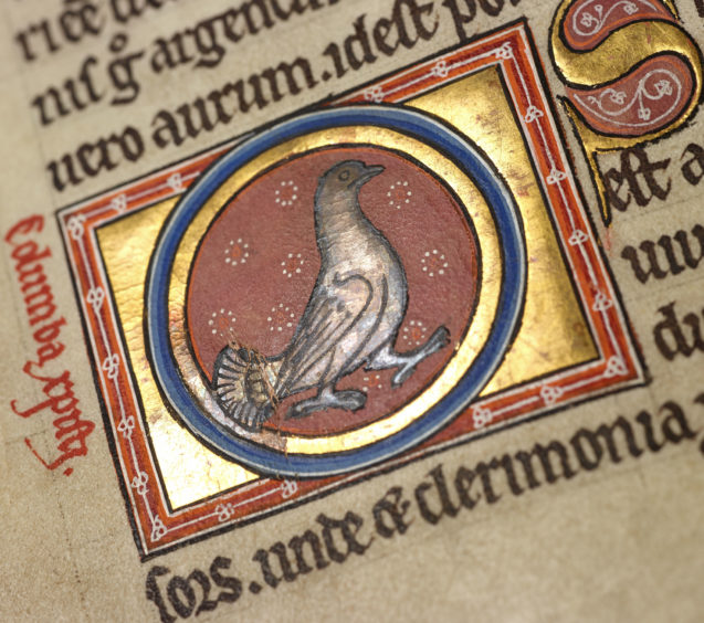 The Aberdeen Bestiary