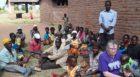 Elizabeth Stewart in Malawi.