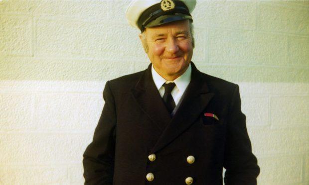 Archie MacEachern at Chanonry.
