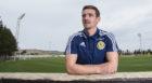 Craig Bryson on Scotland duty.