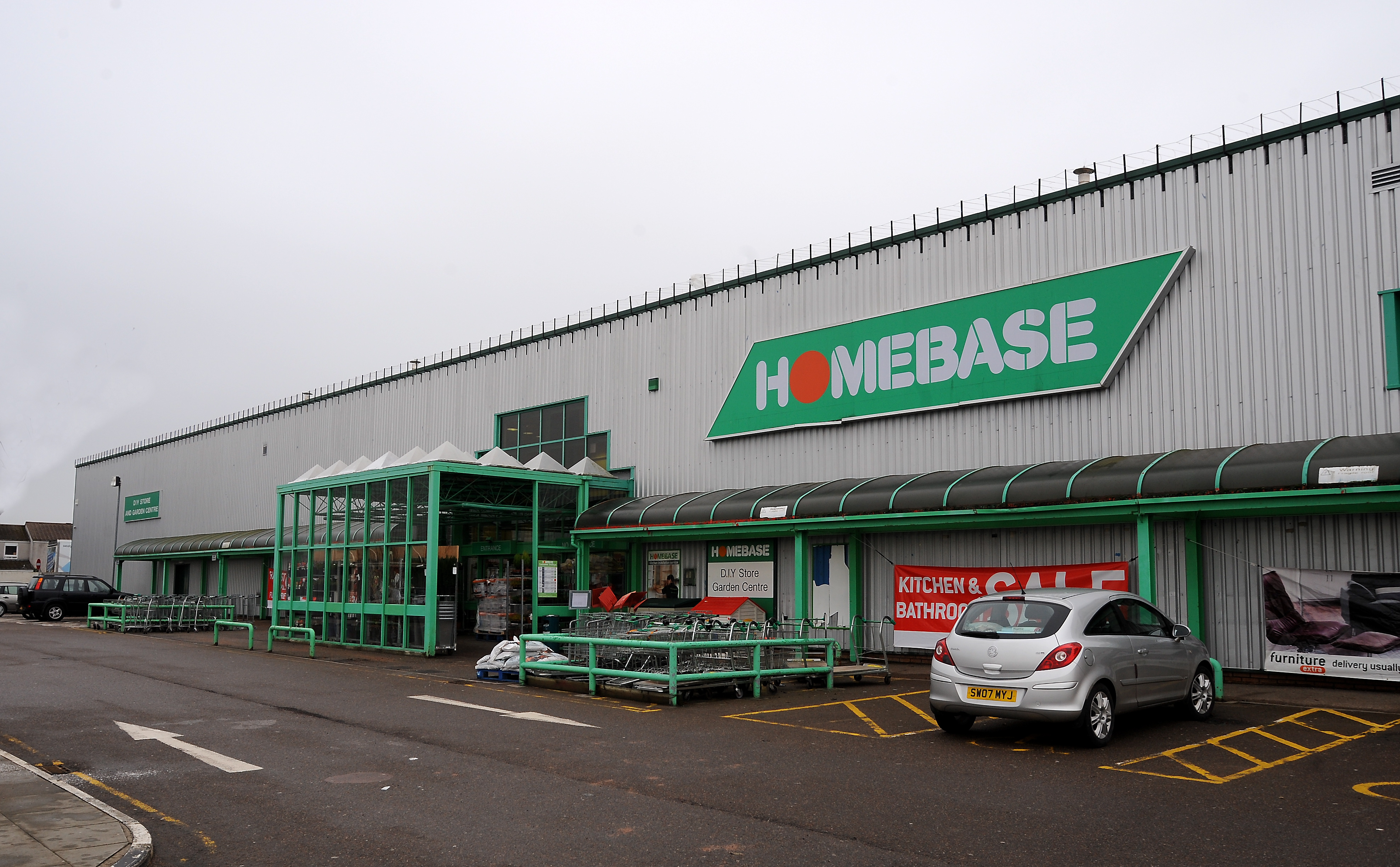 Britain's fastest growing retailer is preparing to move into the Inverness Retail and Business Park, breathing life back into unit once filled by ailing DIY giant Homebase.