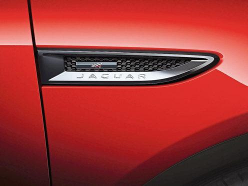 Jaguar E-Pace Chequered Flag Edition