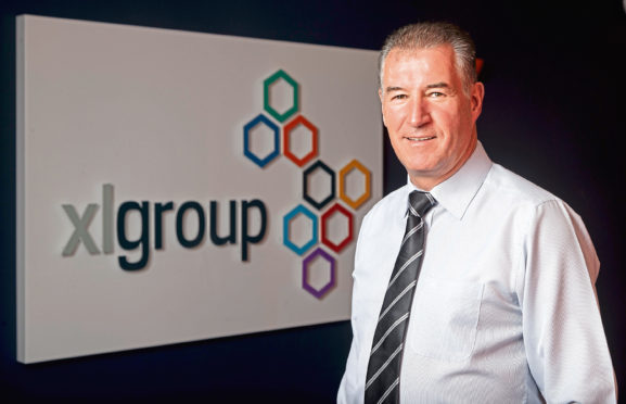 Colin Laird. CEO at XL Group Ltd.