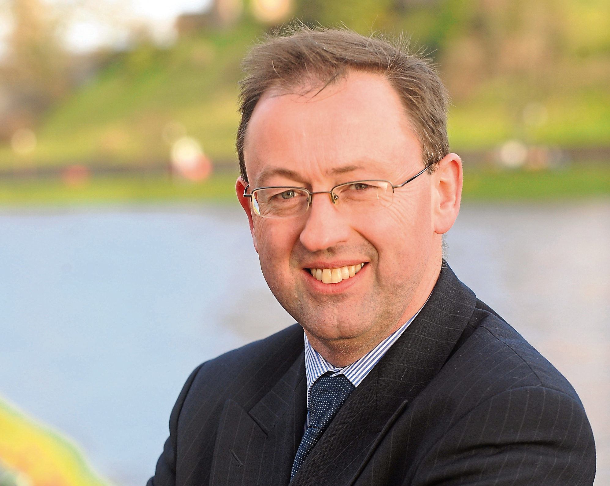 Stewart Nicol, chief executive of Inverness Chamber of Commerce photographed in the city.