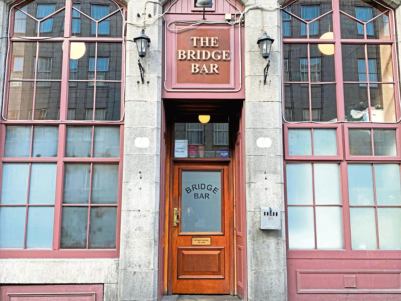 The Bridge Bar, Aberdeen