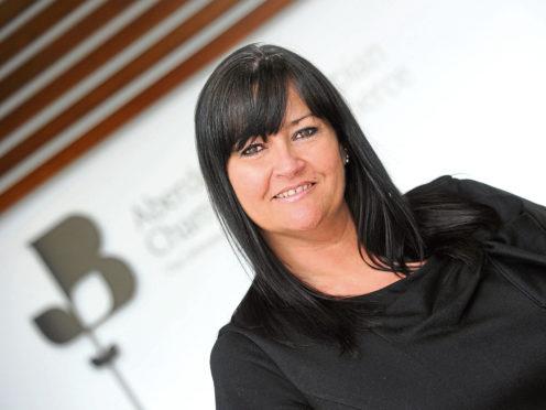 Seona Shand, Aberdeen and Grampian Chamber of Commerce.   Pic Donald Stewart