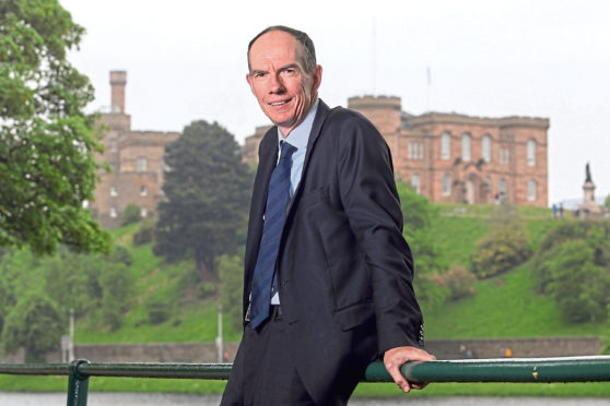 31 May 2019: Dave Ramsden, deputy governor of the Bank of England. Credit: Andrew Smith