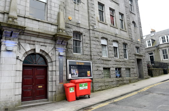The Assembly in Aberdeen