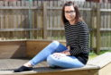 """Kerry Fettes has spoken out about her struggles with anorexia for Mental Health week starting on May 13, as this year's theme is """"Body image"""".   Picture by HEATHER FOWLIE"""