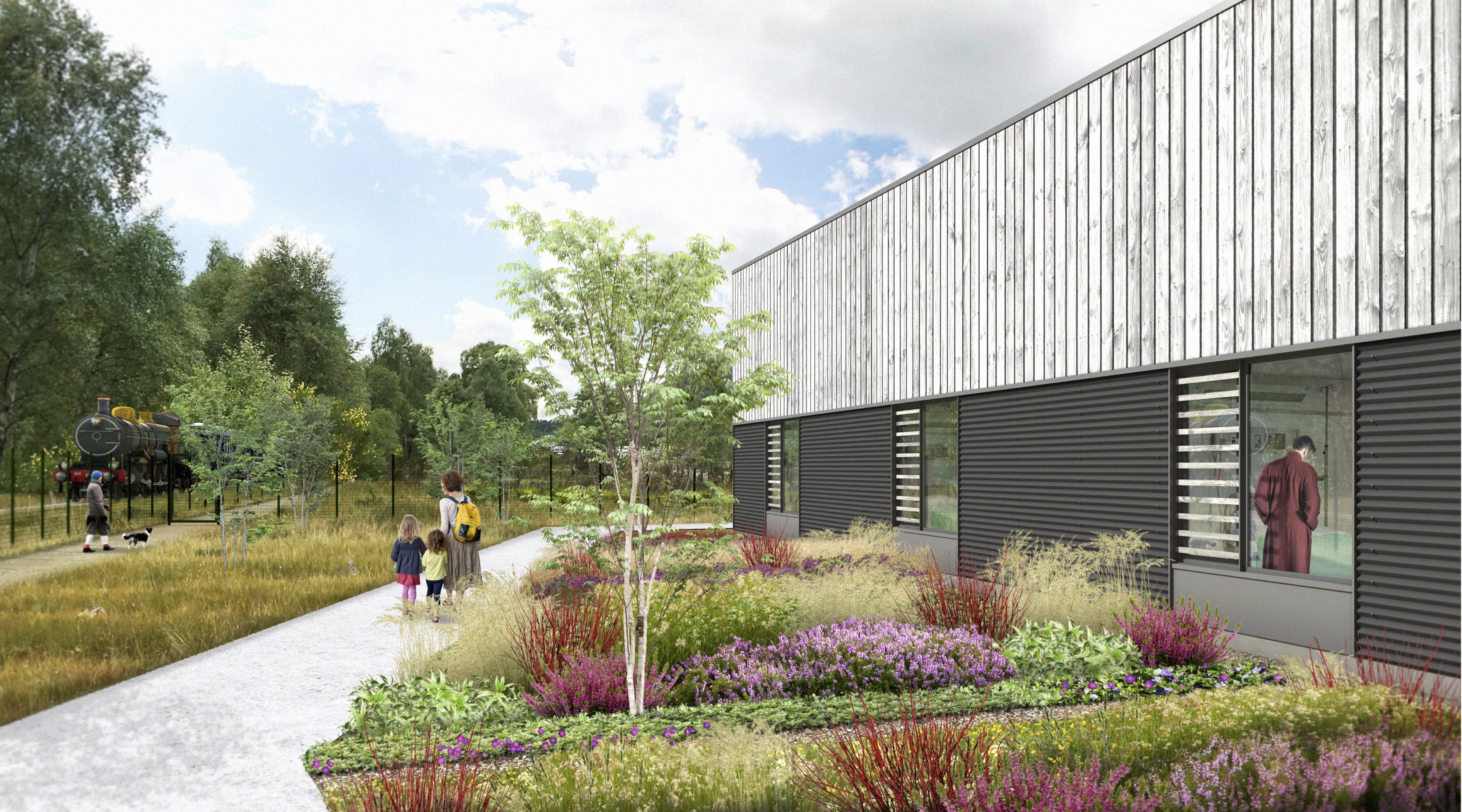 The new 24-bed hospital in Aviemore will bring together much of the areas health services, including housing the Scottish Ambulance Service and the Aviemore Medical Practice