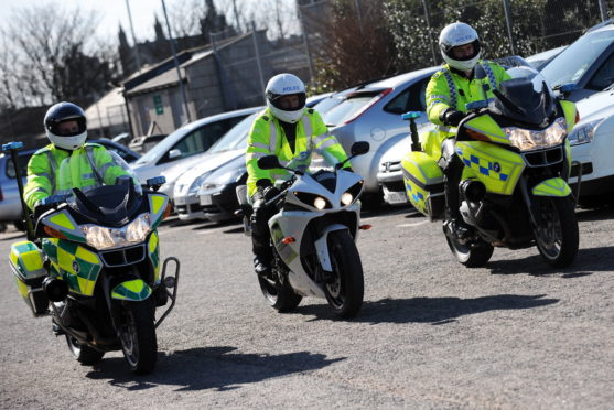 The study will look at the impact of road safety campaigns on reducing biker deaths.