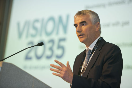 Total's UK managing director Jean-Luc Guiziou said Culzean production would begin in 'a few weeks'.