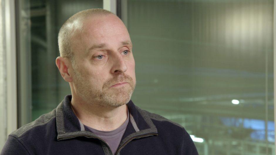 Ian Roberts - Mowi Scotland BBC Panorama