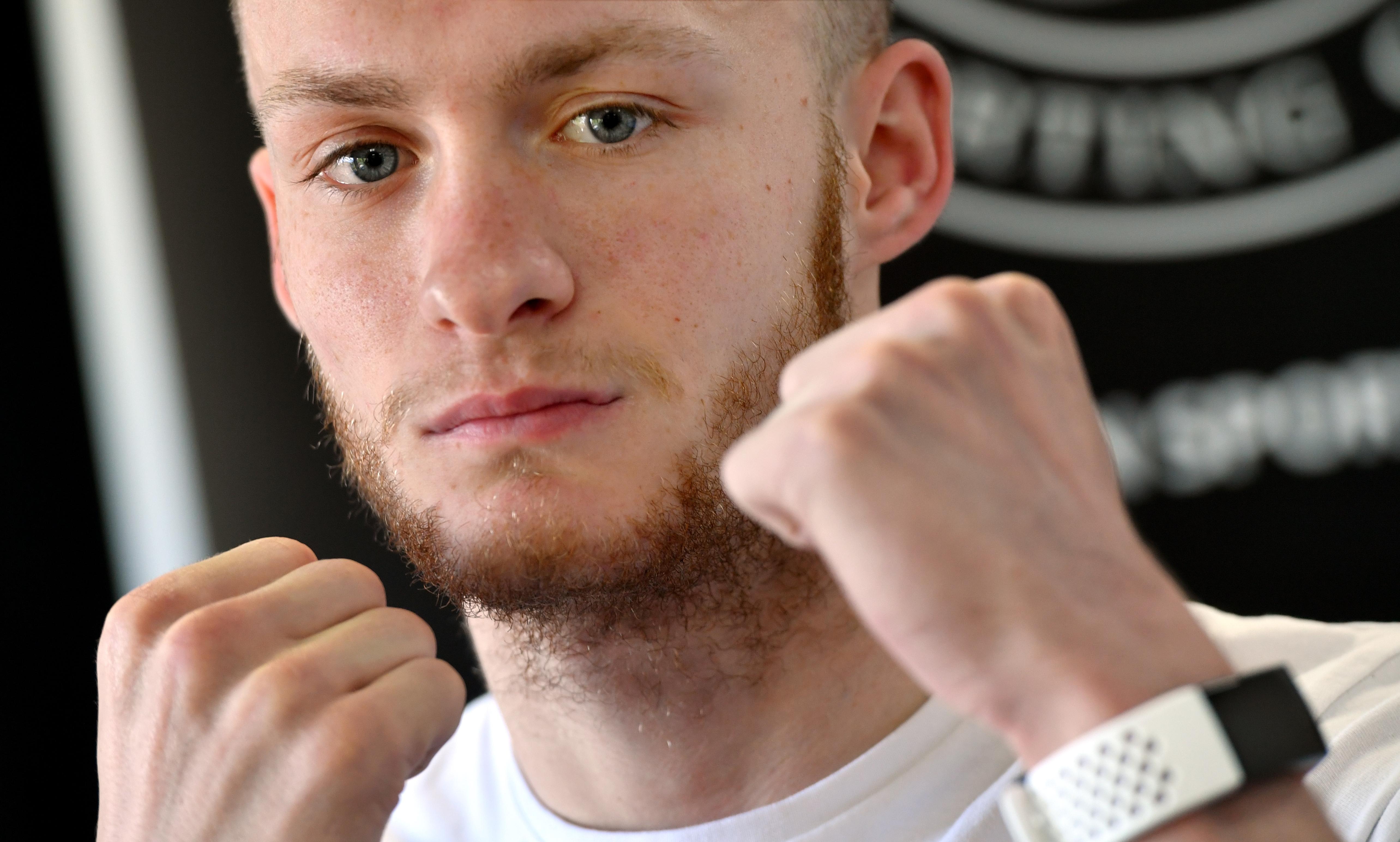 Macduff boxer Billy Stuart.