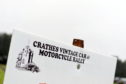 The Crathes Vintage Car and Motorcycle Rally. Pictures by Scott Baxter