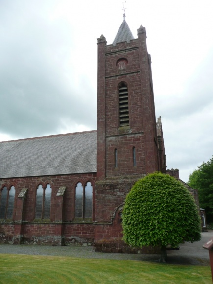 St Andrews Parish Church in Turriff is 175 years old.
