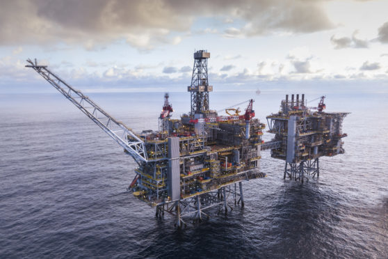 The contract covers BP's North Sea assets, including Clair Ridge