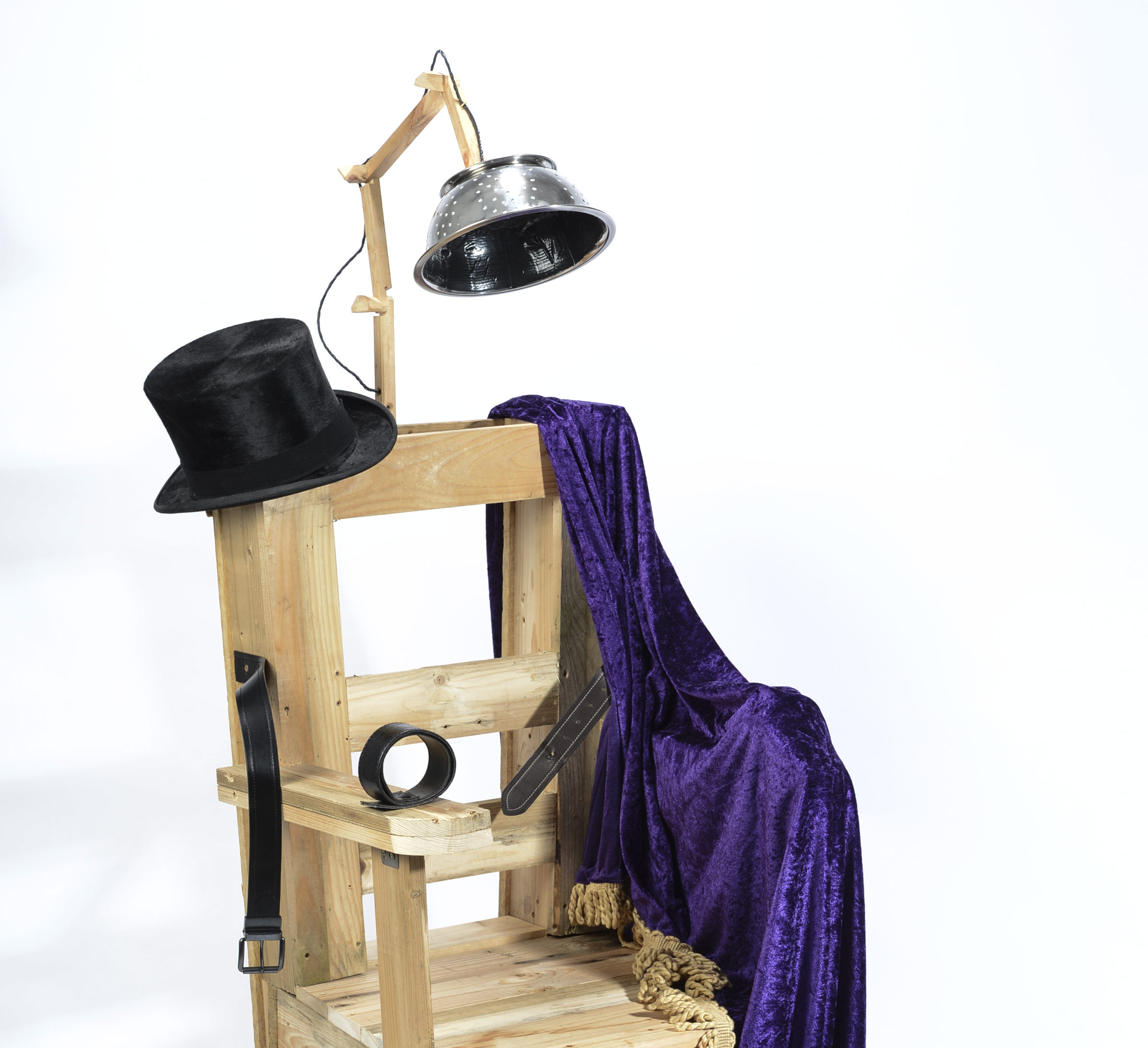 The Electric Wizard, Walford Bodie, the infamous Aberdeenshire magician wowed Victorian society with his use of an electric chair in his act