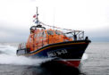RNLI lifeboat is dealing with an incident this morning