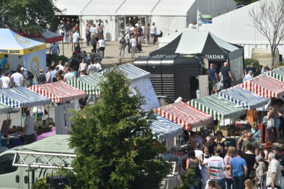 Tourism bosses have claimed Taste of Grampian has generated more than £40M for the north-east economy