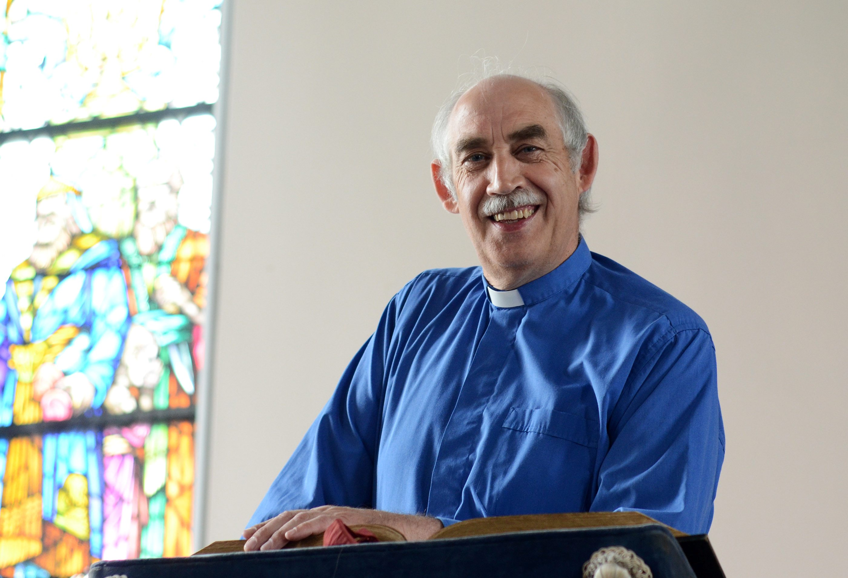 Rev Colin Dempster