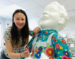 Johanna Basford  has sold millions of colouring books