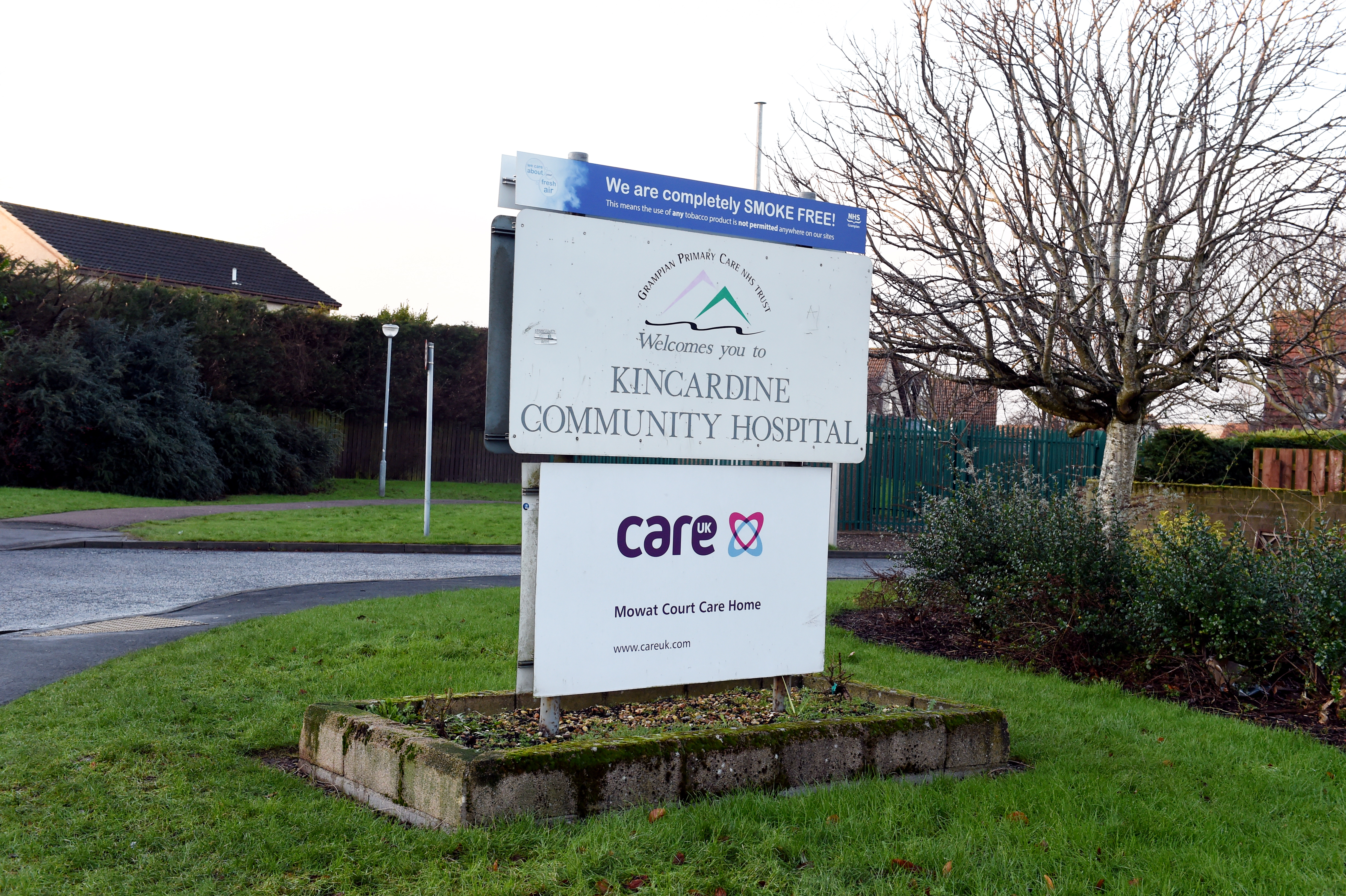 Kincardine Community Hospital.