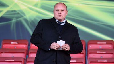 Former Aberdeen, Hibernian and Dundee United man Mixu Paatelainen.