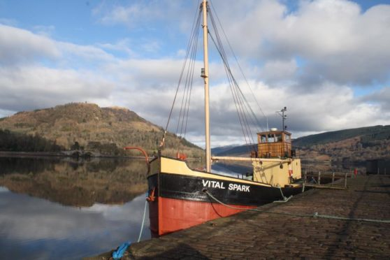 Vital Spark required for puffers future