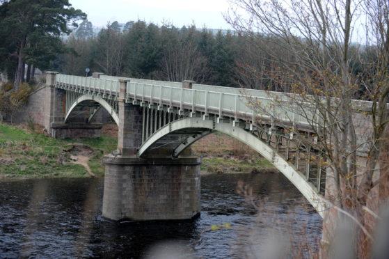 Park Bridge near Drumoak
