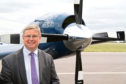 Professor Iain Gray, director of aerospace at Cranfield University.