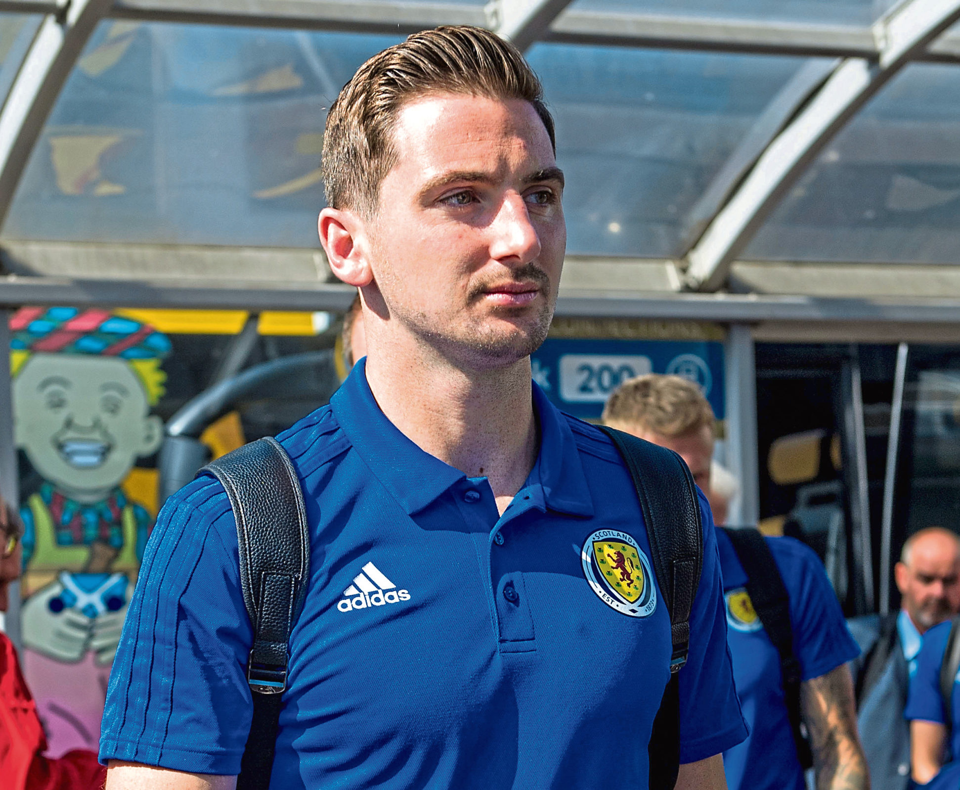 Scotland's Kenny McLean