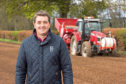 Kerr Howatson from Bruce Farms at Meigle, Perthshire.