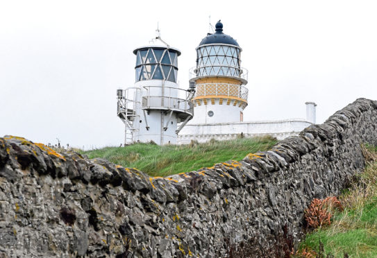 The Museum of Scottish Lighthouses and Kinnaird Head Lighthouse, Fraserburgh.      Picture by Kami Thomson    21-09-15