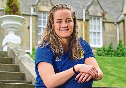 Scotland 's Sophie Howard