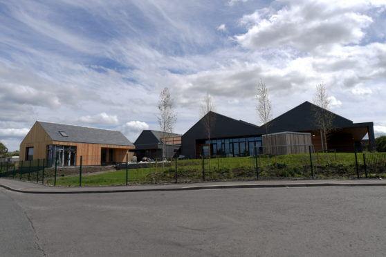 Orchard Brae building opened in August 2017