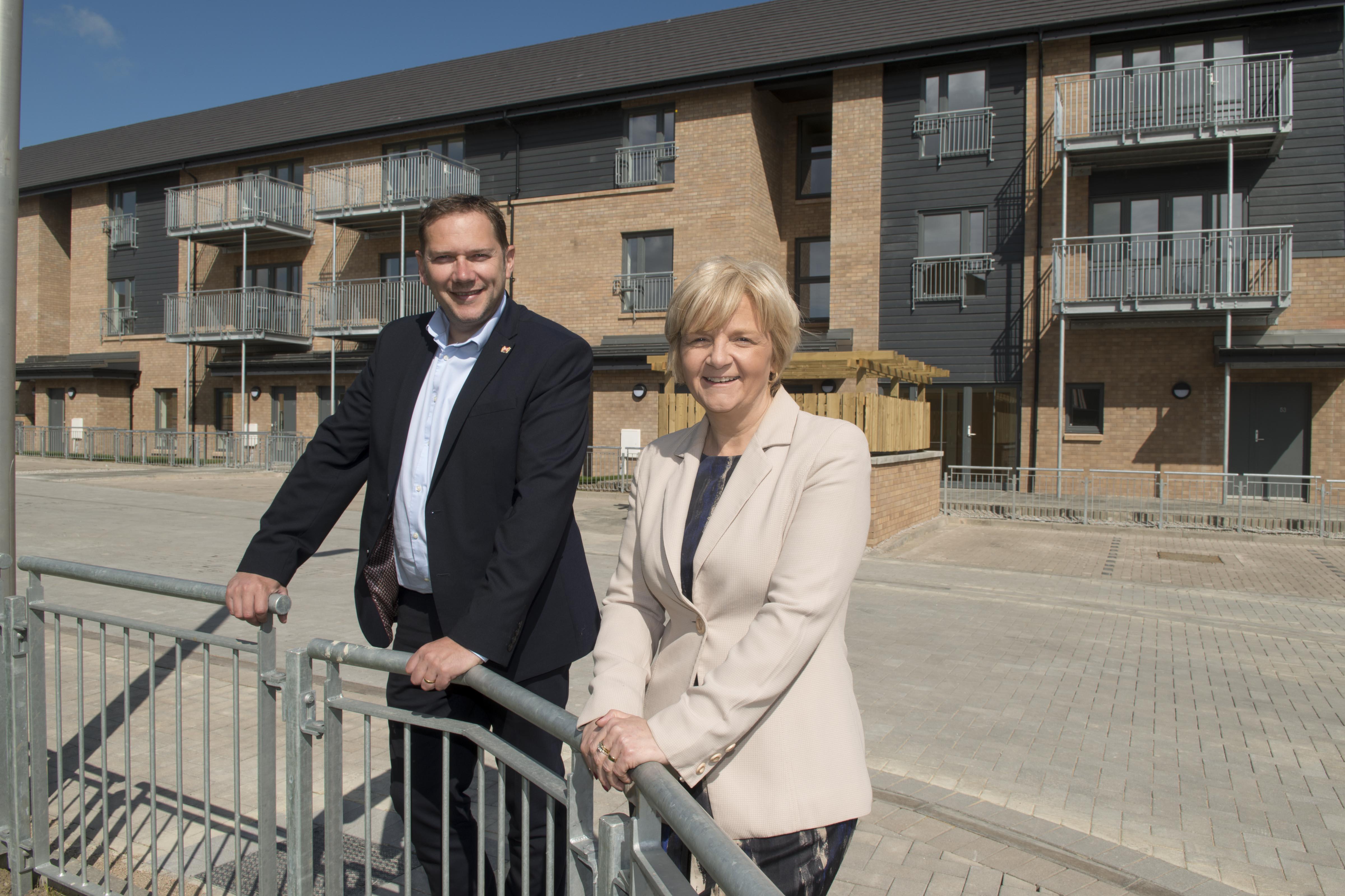 18/06/19 Councillor Jenny Laing and Councillor Douglas Lumsden