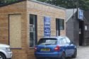 Thieves broke in to Culloden Car Sales and stole three vehicles.