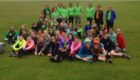 Pupils at Cults School are taking on a record breaking 300 mile challenge