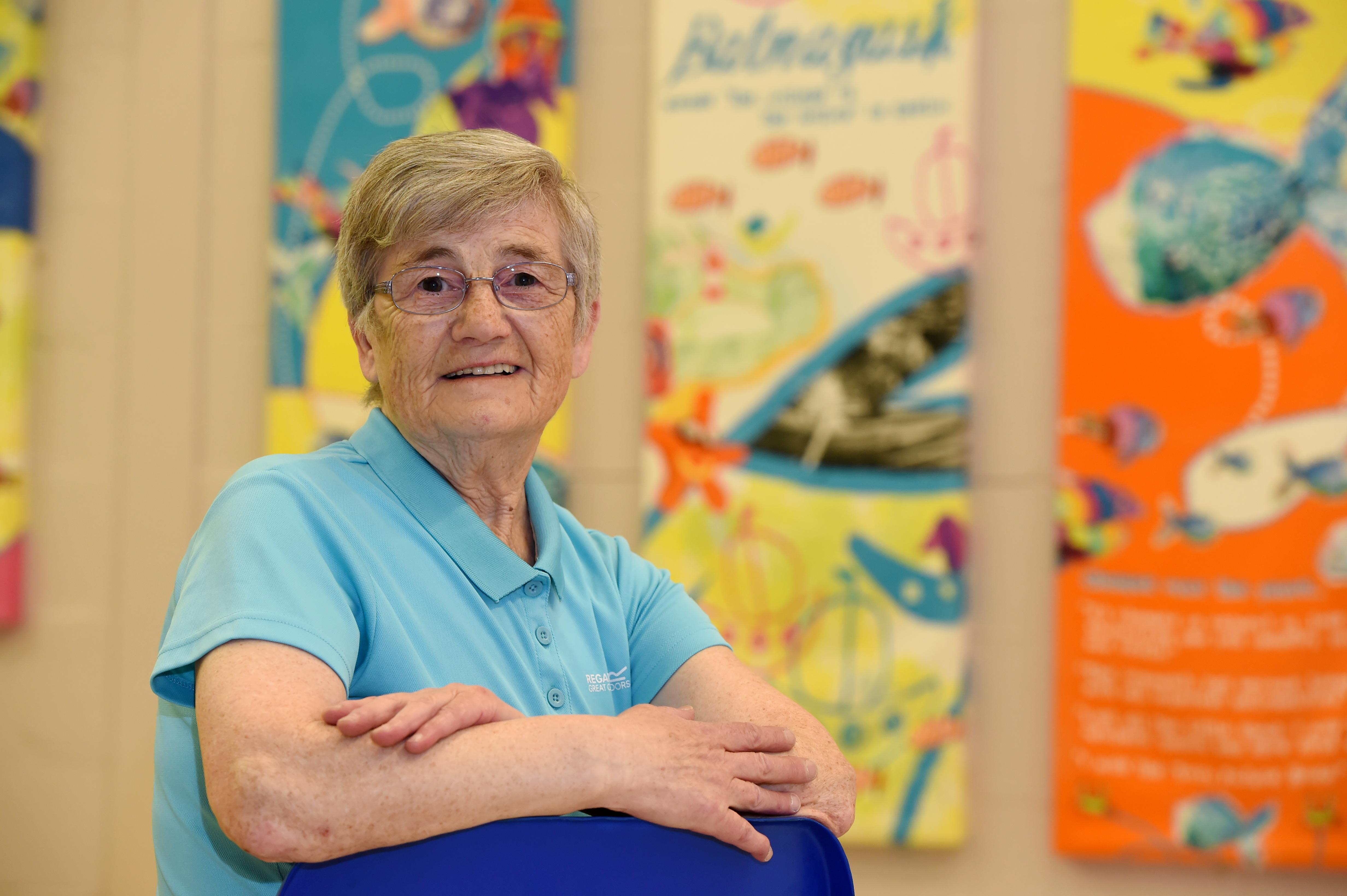 Hazel McAllan. Picture by Kenny Elrick