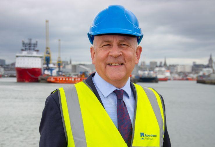 EIC CEO, Stuart Broadley