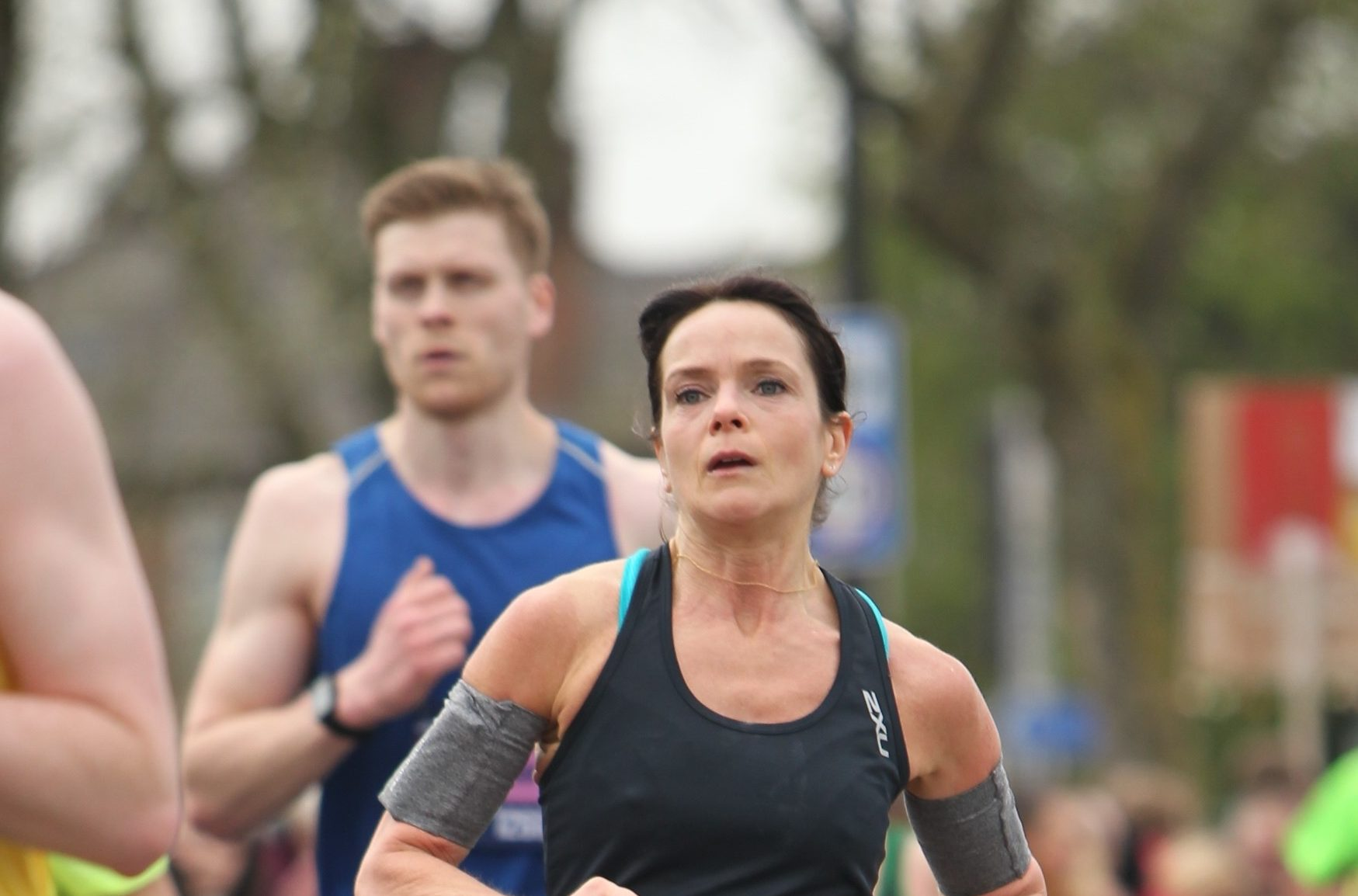 Joanna aims to run for Cat Protection